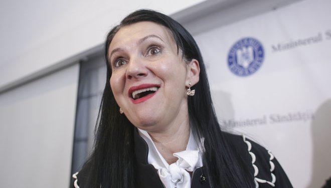 Sorina Pintea și-a retras demisia din postul de manager al Spitalului Județean de Urgență Baia Mare