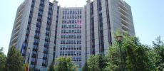 Spitalul Universitar București: 35 de cadre medicale și 75 de pacienți infectați cu SARS-CoV-2