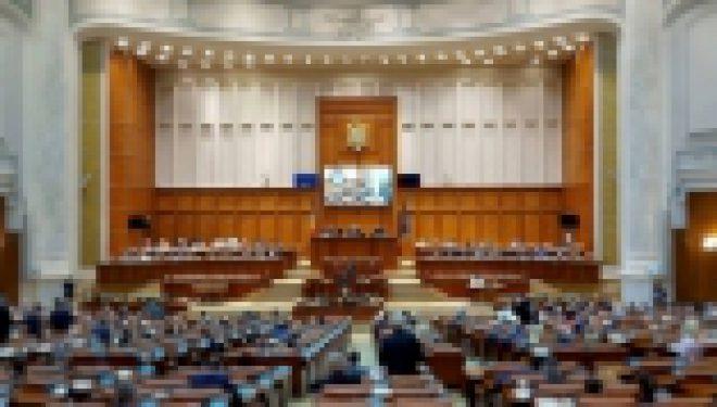 Proiectul care prevede acordarea pensiilor de urmaș  copiilor cadrelor medicale decedate din cauza COVID-19, pe ordinea de zi a Senatului.