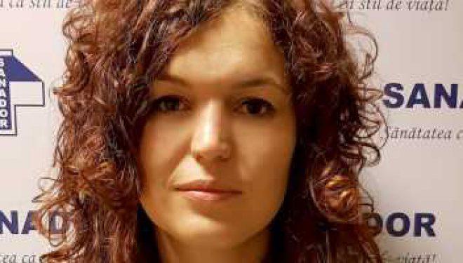 """INTERVIU Dr. Andreea Tohănean, medic neurolog: """"Riscul ca tinerii să sufere un AVC  a crescut îngrijorător în ultimii ani"""""""