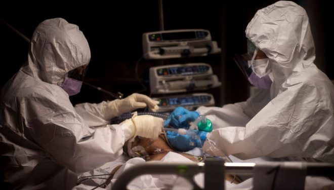 """""""Virusul ăsta chiar există?"""" Mărturii de la pacienții internați cu Covid-19: Și eu eram genul de om care nu prea credea în boala asta"""