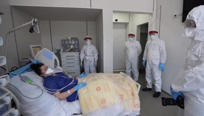 Tătaru: Cei care se expun riscului de infectare să se gândească și la medici. Au obosit, lucrează în condiții foarte grele
