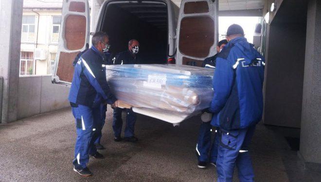 VIDEO/FOTO. Grupul DIGI | RCS & RDS donează echipamente medicale de terapie intensivă în mai multe spitale din ţară