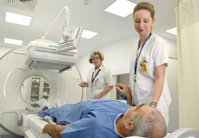 Scintigrafia miocardică, o investigație de înaltă performanță, disponibilă la Sanador