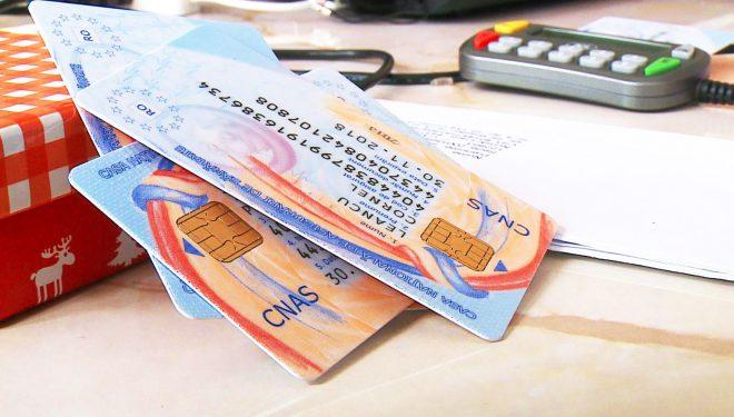 Cardul de sănătate devine obligatoriu de miercuri, 1 iulie, pentru unele servicii medicale