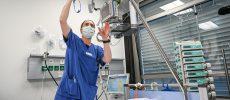 Manager de spital: De cele mai multe ori, locurile la terapie intensivă se fac prin pierderea pacienților cu COVID