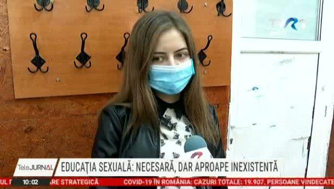 Psihologul Lorena Diaconescu: Este o necesitate să-i învățăm pe copii despre igienă, despre tot ce înseamnă sexualitatea, dar adecvat fiecărui copil