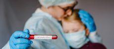 66 de copii au fost internați cu COVID-19 la Spitalul de Boli Infecțioase din Iași