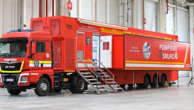 O unitate mobilă ATI cu 12 paturi va fi instalată la Spitalul de Urgenţă Pitești. În judeţ nu mai sunt locuri la terapie intensivă