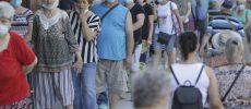 Peste 3.700 de români au fost amendați în weekend pentru nepurtarea măștii