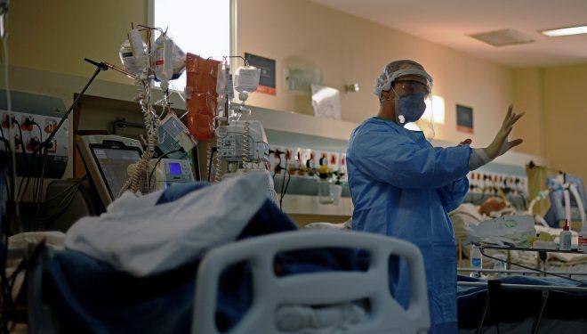 Încă un spital s-a umplut: fără paturi libere la ATI în Sibiu. Celelalte spitale ar putea deveni unități de suport COVID
