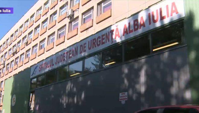 Medic de la Spitalul Județean Alba, în stop cardiac din cauza epuizării