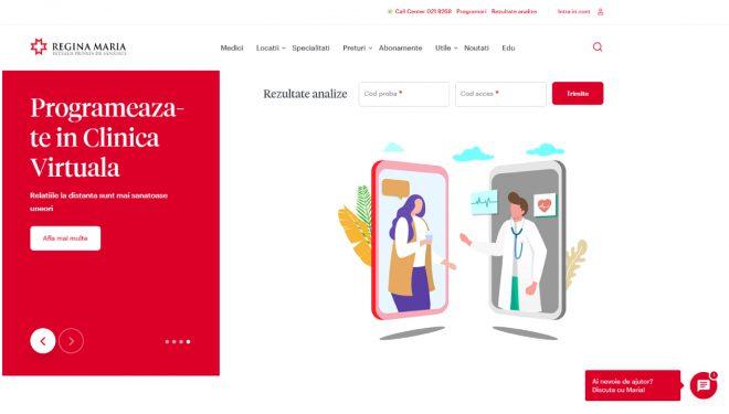 Sănătate digitală pentru pacienții români.Despre puterea informației și diagnosticul online