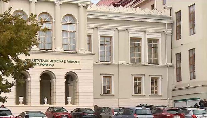 Iași. Voluntariatul studenților mediciniști în spitalele COVID funcționează și nu prea