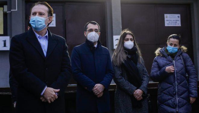 Tensiuni între Vlad Voiculescu și Valeriu Gheorghiță? Cîțu: Nu are nicio atribuție ministrul Sănătății dacă Gheorghiță pleacă sau nu