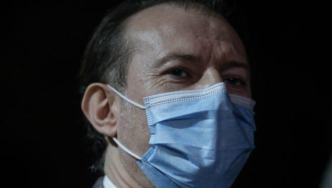 Florin Cîţu: Suntem pregătiţi, putem să ajungem la 150.000 de vaccinări pe zi, doar să avem dozele