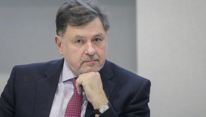 Alexandru Rafila: Trebuie să ajungem la 100.000 de vaccinări pe zi ca să ne putem atinge obiectivul