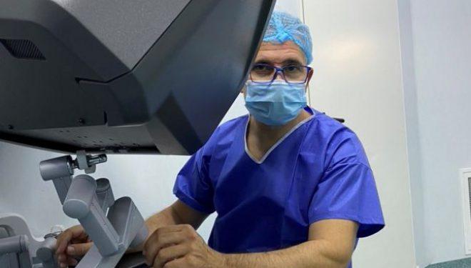 Avantajele chirurgiei robotice în intervenţiile urologice