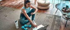 MedLife încurajează mişcarea acasă prin programul HomeClass MedLife, antrenamente desfăşurate sub supravegherea unui specialist