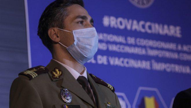 Valeriu Gheorghiță: Luni ar putea fi ridicată restricția de vârstă în România pentru vaccinul AstraZeneca