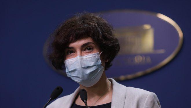 Andreea Moldovan, despre fricțiunile dintre Ministerele Educației și Sănătății: E un rodaj, sunt caractere puternice și acolo,și la noi