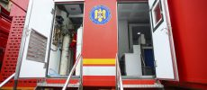 Trei pacienți au murit în unitatea mobilă ATI de la Spitalul Victor Babeș din cauza unei defecțiuni la instalația de oxigen