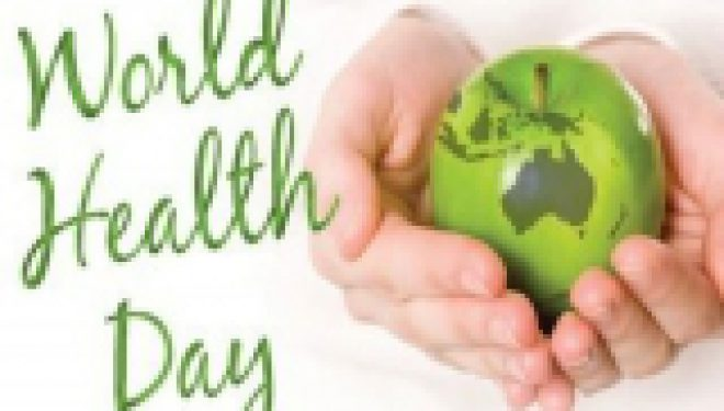 7 aprilie, Ziua Mondială a Sănătății. Să construim o lume mai dreaptă și mai sănătoasă pentru toți