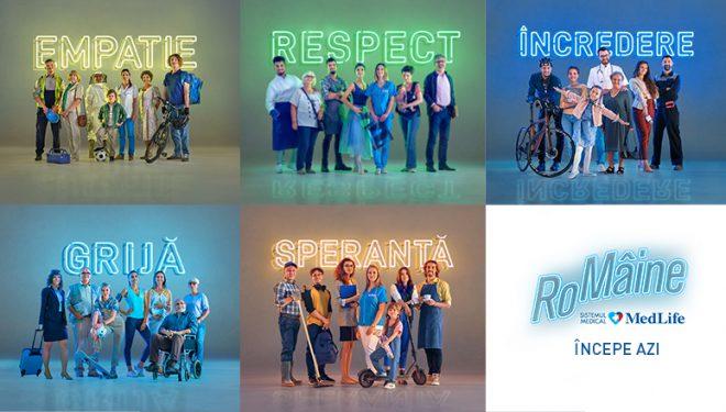 Sistemul Medical MedLife a lansat RoMâine, platforma României sănătoase